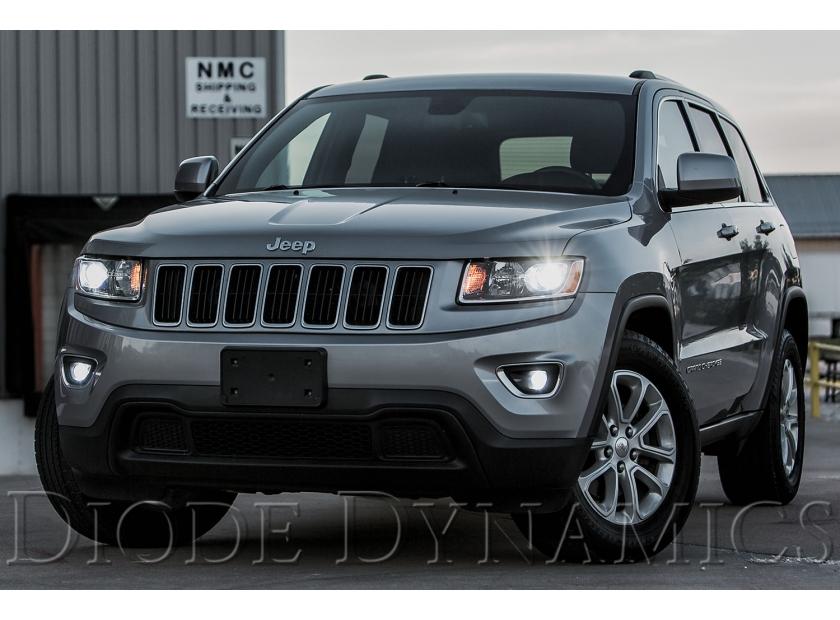 2008 Jeep Grand Cherokee Led Headlights