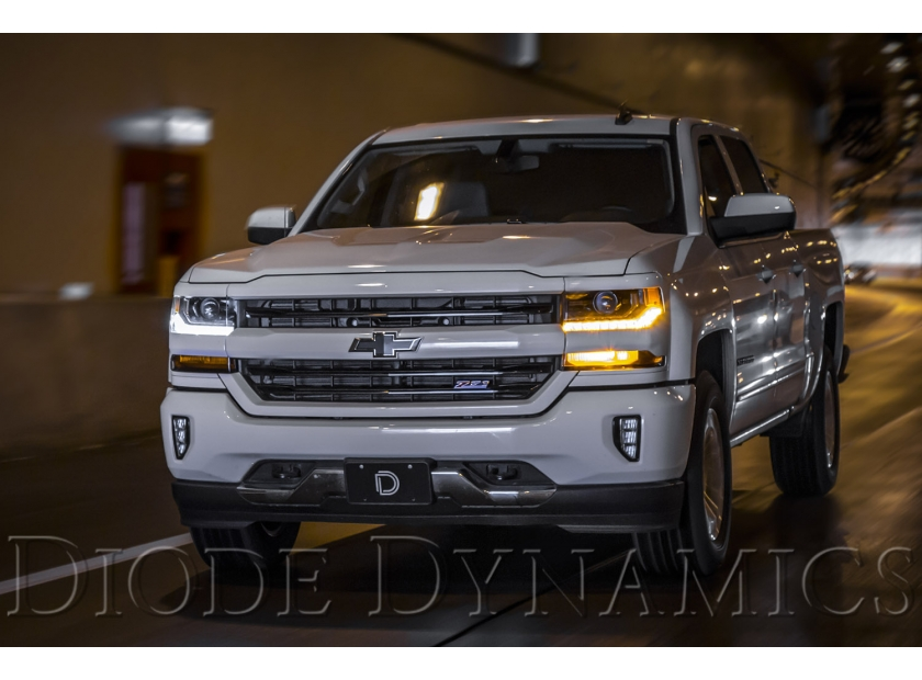 Now Available 2016 2018 Chevrolet Silverado Drl Led Boards