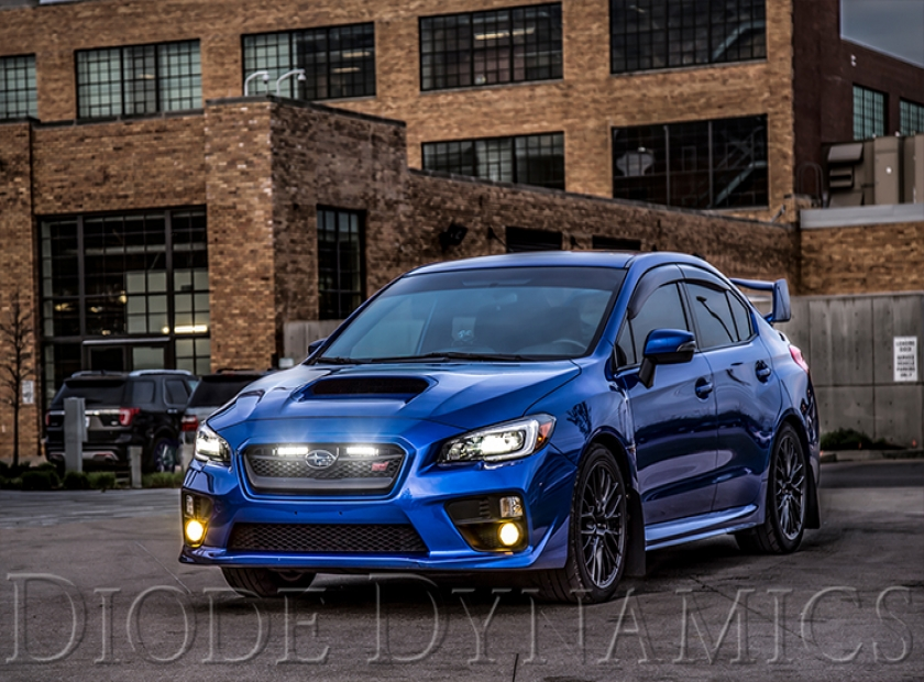Subaru wrx modified