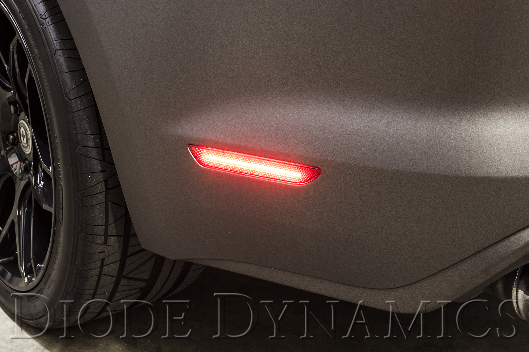 pair Smoked by Diode Dynamics USDM Sequential LED Turn Signals for 2015-2017 Ford Mustang
