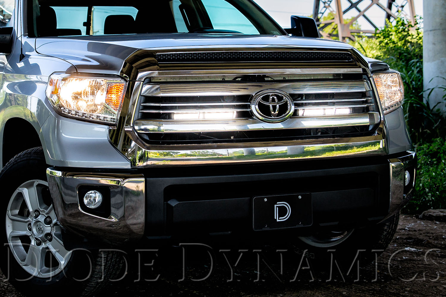 2014 2021 Toyota Tundra Sae Dot Led Lightbar Kit