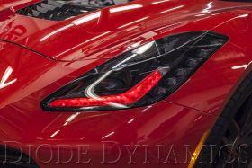 2014-2019 Chevrolet Corvette Multicolor DRL LED Boards