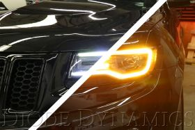 2014-2020 Jeep Grand Cherokee Switchback LED Halos