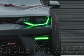 2016-2018 Chevrolet Camaro SS Multicolor DRL LED Boards