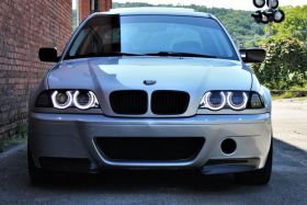 HD LED Halo Kit for 2001-2006 BMW M3