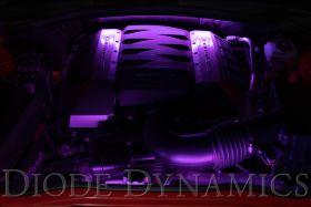 RGBW Multicolor Engine Bay LED Kit