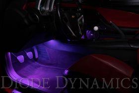 RGBW Multicolor Footwell LED Kit