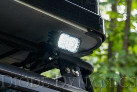 "Stage Series 2"" SAE/DOT White Sport Standard LED Pod (pair)"