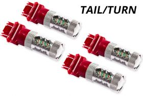 Rear Turn/Tail Light LEDs for 2017-2021 Ford Super Duty (pair)