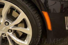 LED Sidemarkers for 2015-2019 Cadillac ATS (non V) (pair)