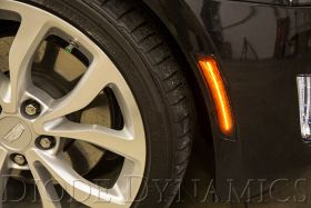 LED Sidemarkers for 2014-2019 Cadillac CTS (non V) (pair)