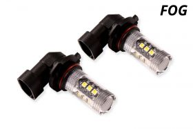 Fog Light LEDs for 2011-2014 VW Touareg (pair)