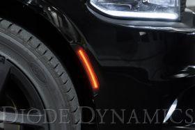 LED Sidemarkers for 2015-2021 Dodge Charger (set)