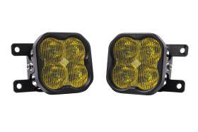 SS3 LED Fog Light Kit for 2010-2018 Ford Transit Connect