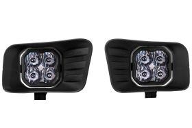 SS3 LED Fog Light Kit for 2009-2012 Ram 1500