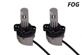 Fog Light LEDs for 2016-2021 Chevrolet Spark (pair)