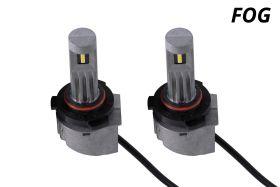 Fog Light LEDs for 2008-2010 Dodge Chassis Cab (pair)