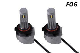 Fog Light LEDs for 2003-2006 GMC Sierra 2500 (pair)