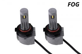 Fog Light LEDs for 2007-2009 Jeep Compass (pair)