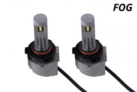 Fog Light LEDs for 2003-2006 Mitsubishi Outlander (pair)