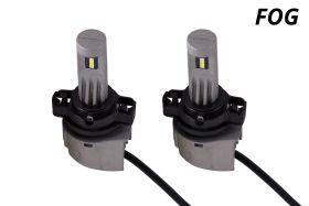 Fog Light LEDs for 2011 Ram Dakota (pair)