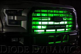 RGBW Multicolor Grille LED Kit