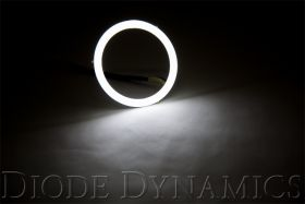 HD LED Halos for 2012-2013 Tesla Model S (pair)