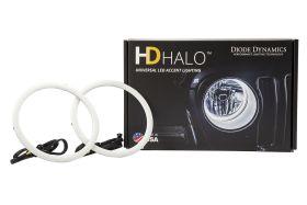 HD LED Switchback Halos (pair)