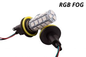 Multicolor Fog Light LEDs for 2014-2021 Ram ProMaster (pair)