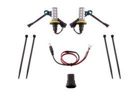 Multicolor Fog Light LEDs for 2010-2019 Lincoln MKT (pair)