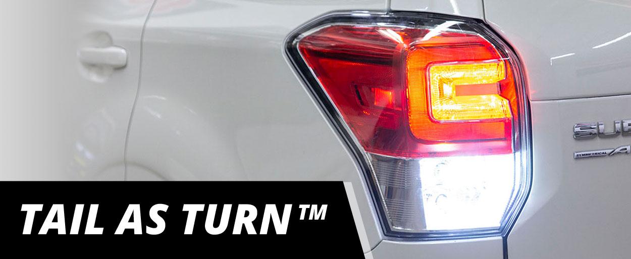 Tail as Turn