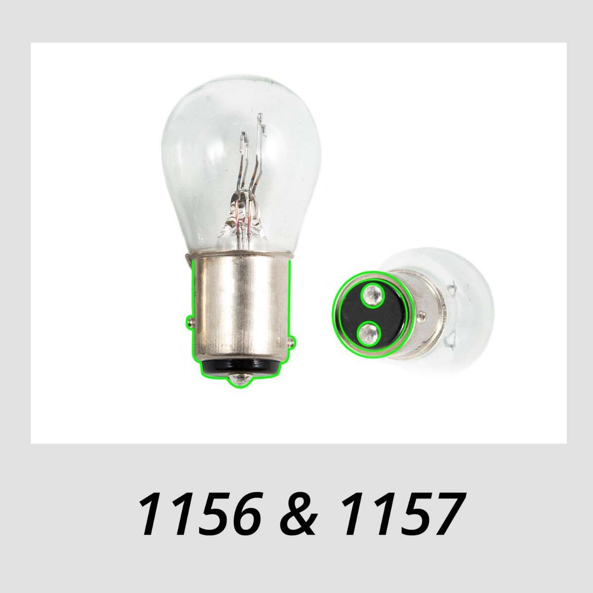 1156/1157 LED Tail Light Bulbs