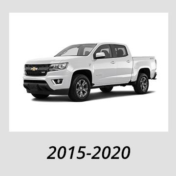 2015-2020 Chevrolet Colorado