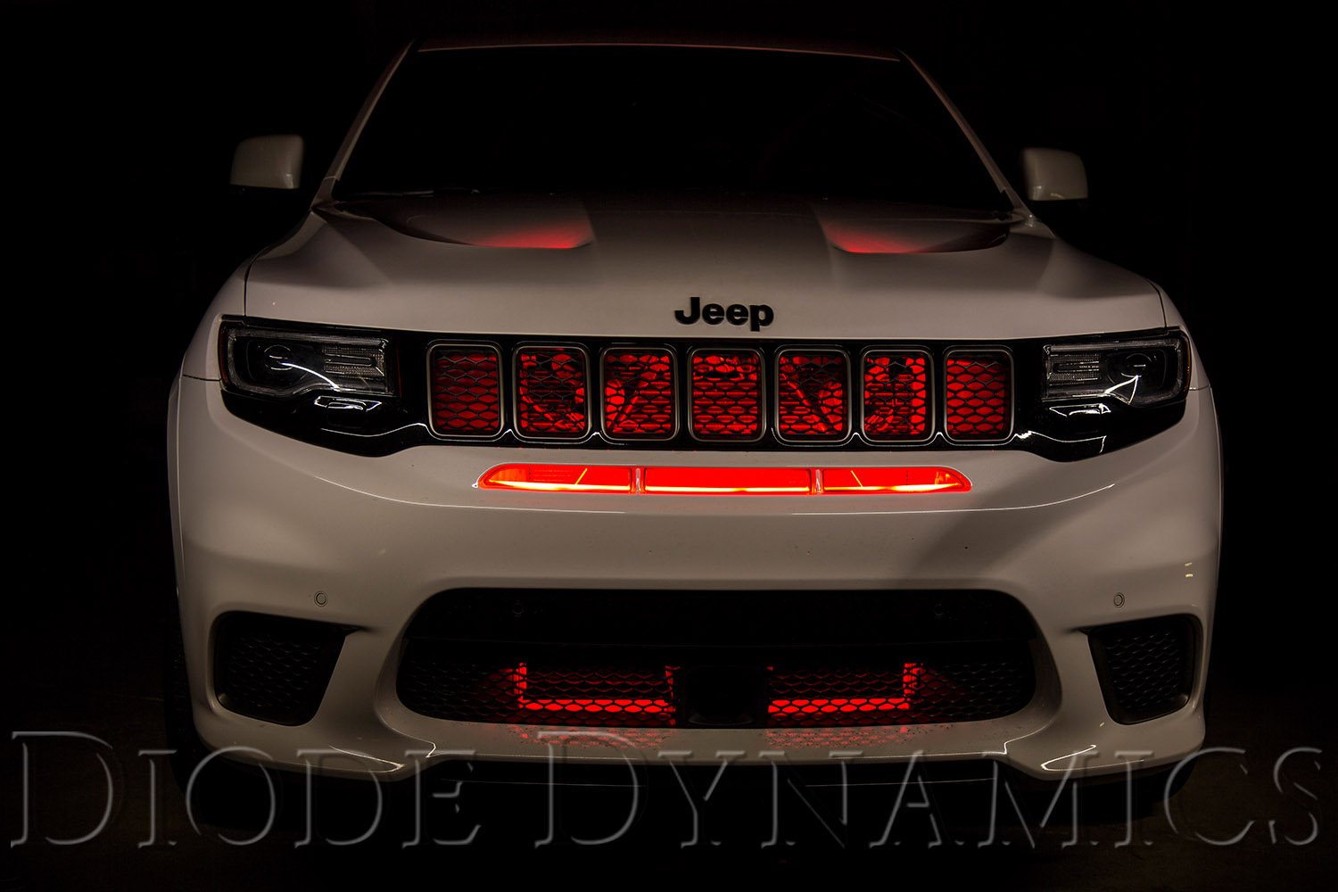 jeep grand cherokee trackhawk led lighting upgrades