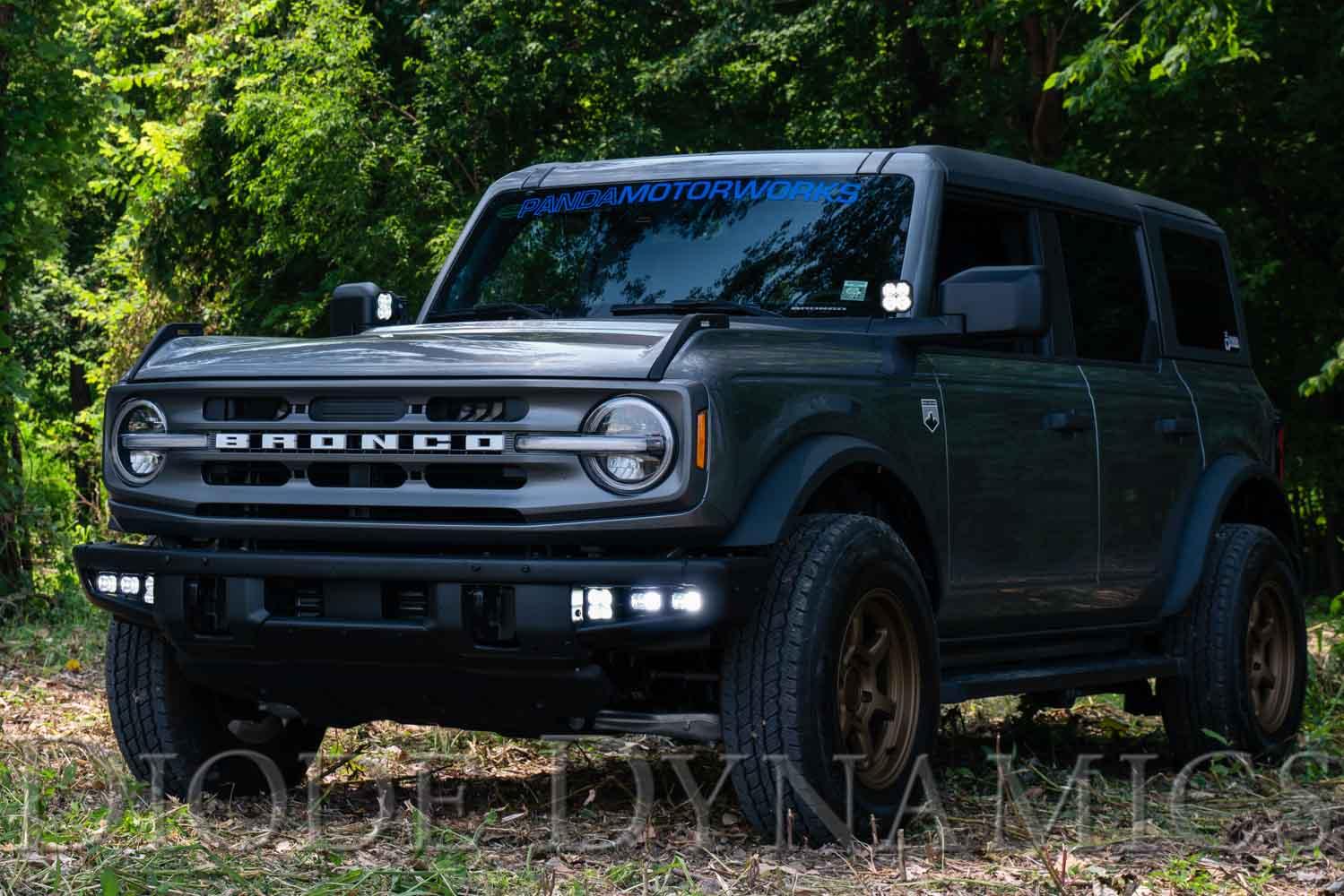 2021 Ford Bronco Lighting