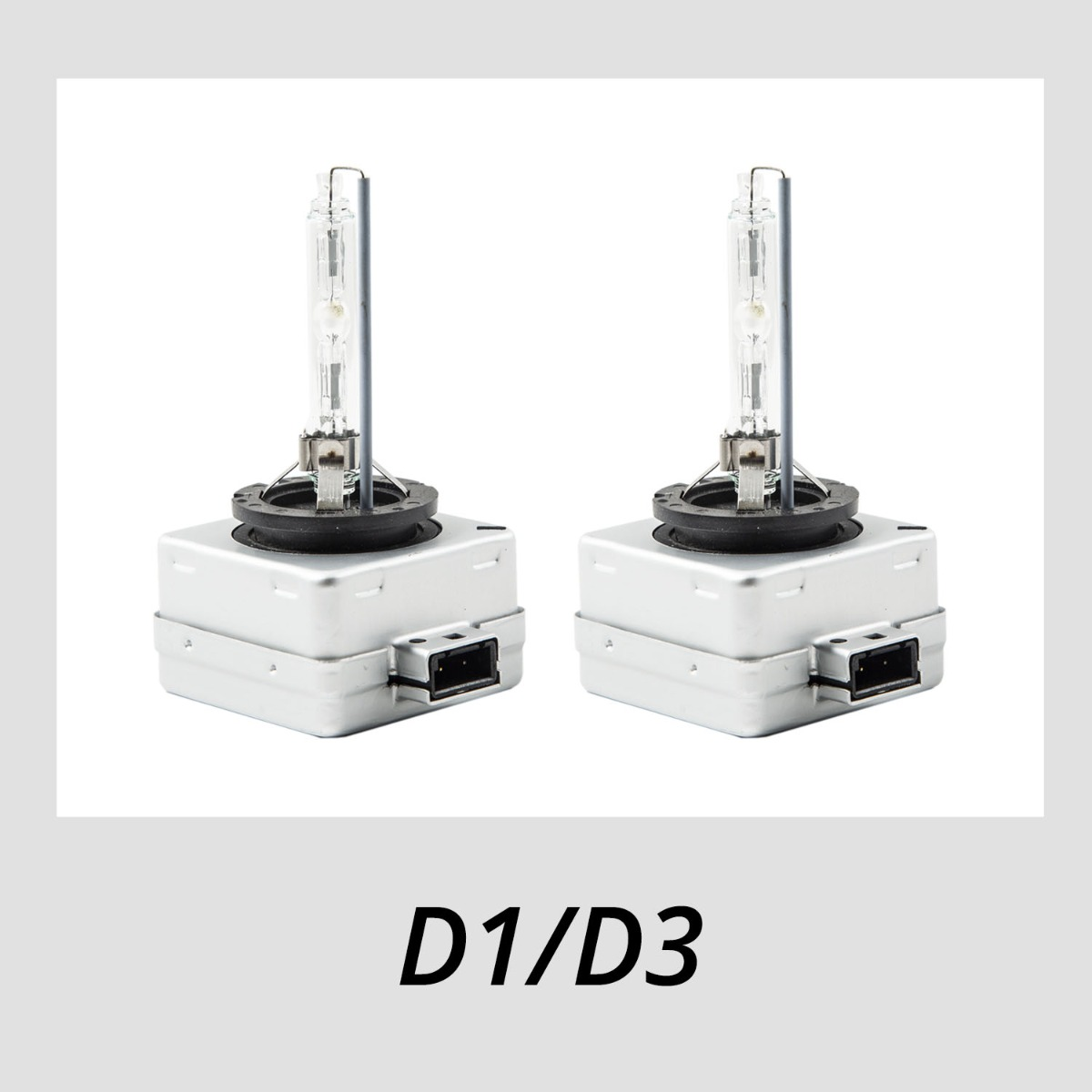 D1 & D3 OEM HID Replacement Bulbs