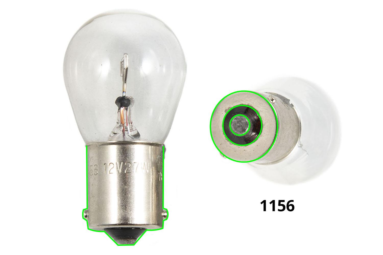 1156 stock bulb