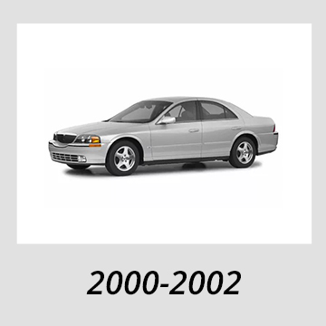 2000-2002 Lincoln LS