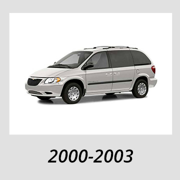 2000-2003 Chrysler Voyager