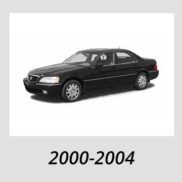 2000-2004 Acura RL