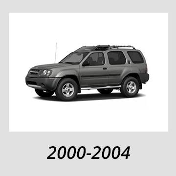 2000-2004 Nissan Xterra