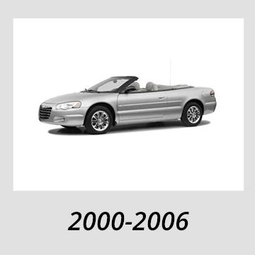 2000-2006 Chrysler Sebring Convertible