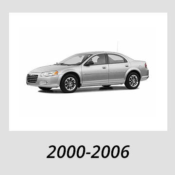 2000-2006 Chrysler Sebring Sedan
