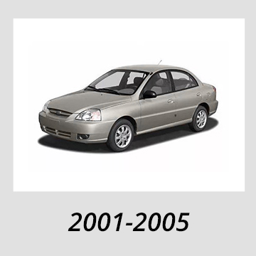 2001-2005 Kia Rio
