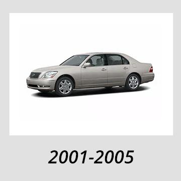 2001-2005 Lexus IS Sedan