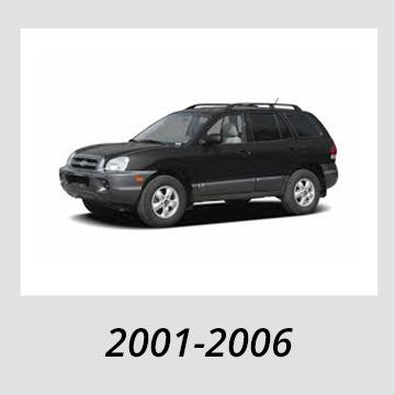 2001-2006 Hyundai Santa Fe