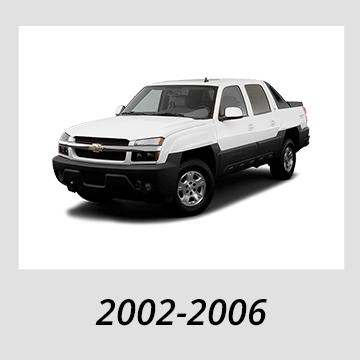 2002-2006 Chevrolet Avalanche