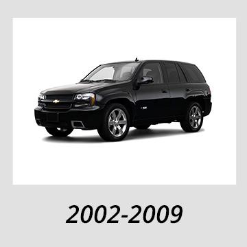 2002-2009 Chevrolet Trailblazer
