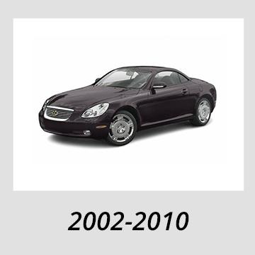 2002-2010 Lexus SC