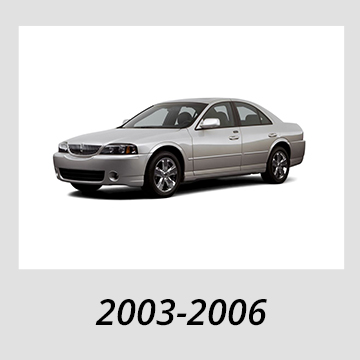 2003-2006 Lincoln LS